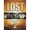 DVD BOX SET DVD LOST SEASON 2