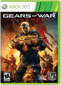 MICROSOFT Microsoft XBOX 360 GEARS OF WAR JUDGEMENT