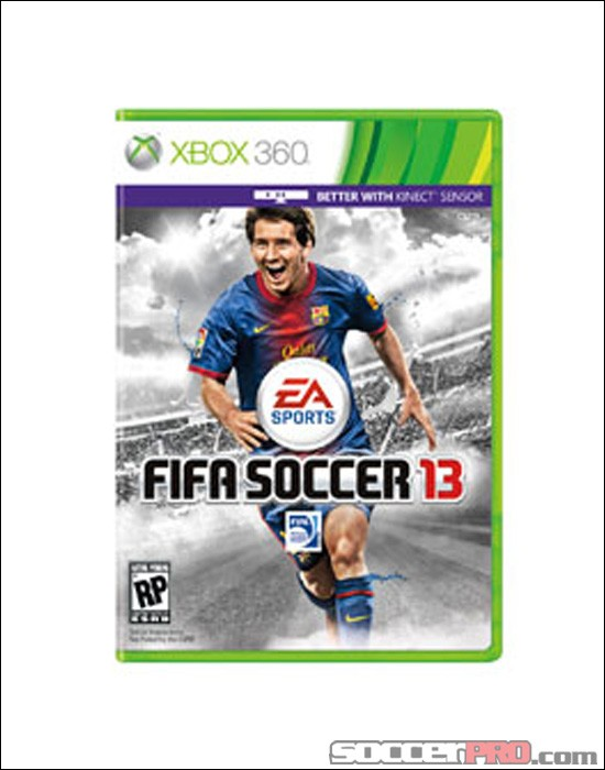 MICROSOFT Microsoft XBOX 360 Game FIFA SOCCER 13