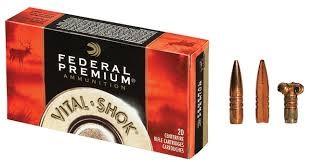 Federal premium triple shock 25-06