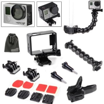 GOPRO Digital Camera PRO HERO 4 SILVER KIT