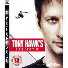 SONY Sony PlayStation 3 Game TONY HAWKS PROJECT 8 PS3