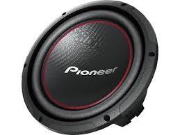 """PIONEER Car Speakers/Speaker System 10"""" SUBWOOFER IN BOX"""