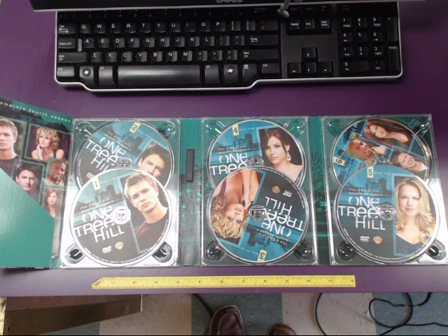 DVD BOX SET DVD ONE TREE HILL SEASON 4