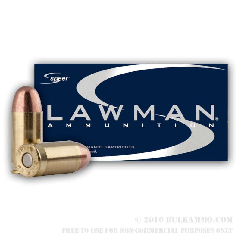 LAWMAN AMMO Ammunition 45 AUTO