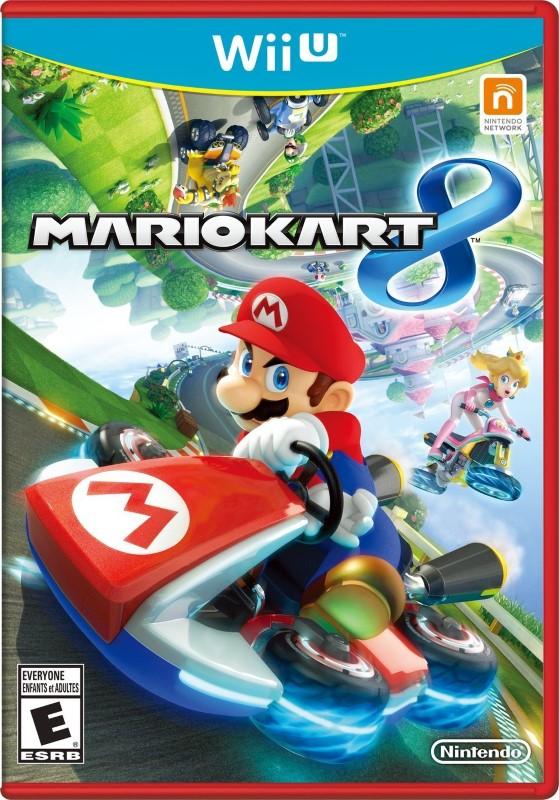 NINTENDO Nintendo Wii U Game MARIOKART 8 WII U