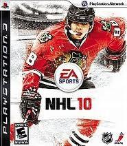 SONY Sony PlayStation 3 NHL 10