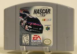 NINTENDO Nintendo 64 64 NASCAR 99
