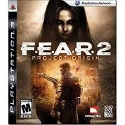 SONY PlayStation 3 Game PS3 FEAR 2 PROJECT ORIGIN F.E.A.R.