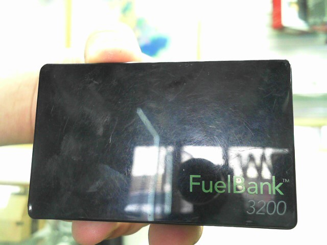 FUEL BANK 3200 BATTERY