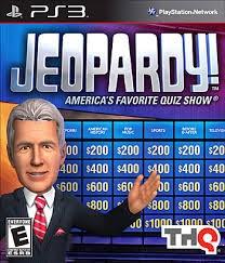 SONY Sony PlayStation 3 Game PS3 JEOPARDY