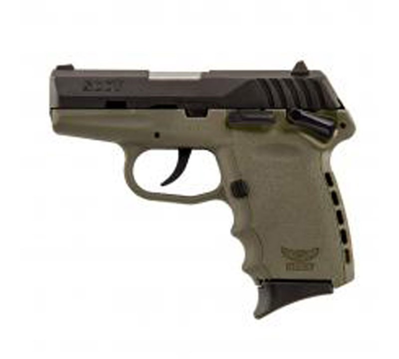 SCCY INDUSTRIES Pistol CPX1-CBDE