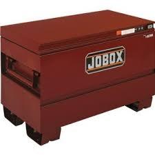 JOBOX Tool Box with Tools 1652990