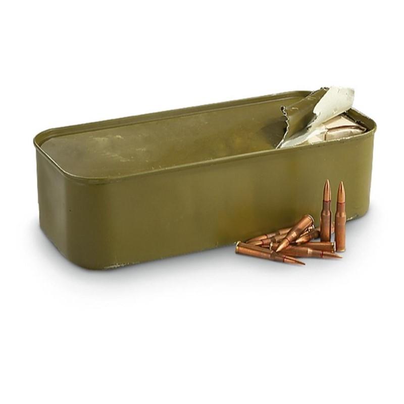 Q-MIL Ammunition 7.62X54R 440RD
