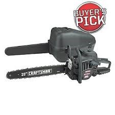 CRAFTSMAN Chainsaw 358.350982