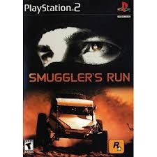 SONY Sony PlayStation 2 SMUGGLERS RUN