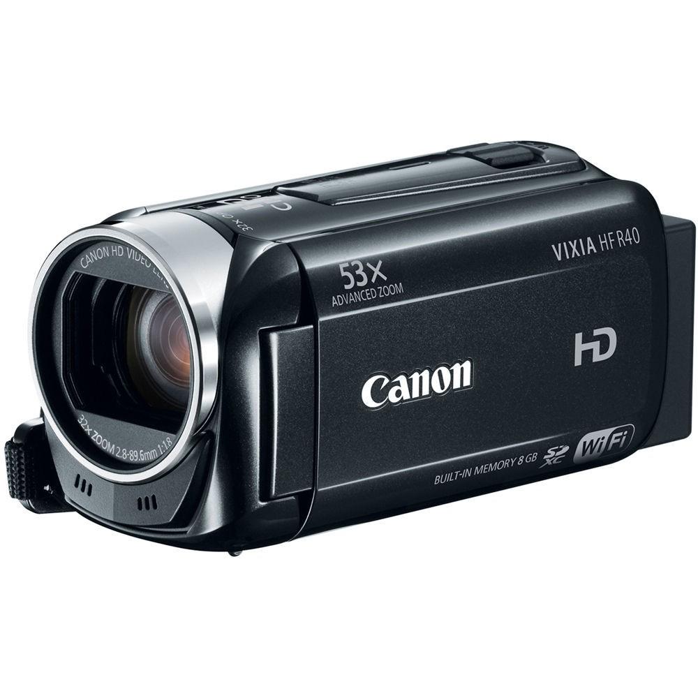 CANON Camcorder VIXIA HFR40