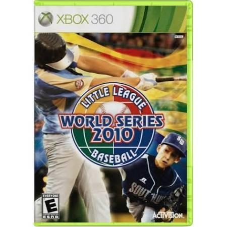 MICROSOFT Microsoft XBOX 360 Game LITTLE LEAGUE WORLD SERIES 2010