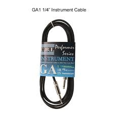 CBI CABLES Musical Instruments Part/Accessory GA1 6FT CABLE