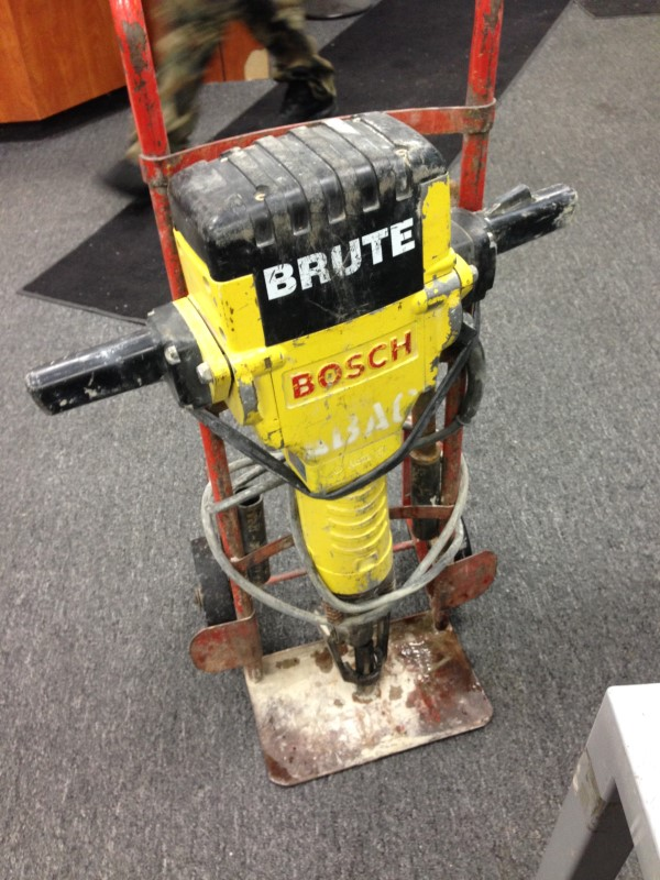 BOSCH Demolition Hammer BRUTE