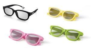 LG Home Theatre Misc. Equipment 3D GLASSES