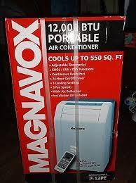 MAGNAVOX Air Conditioner P-12PE