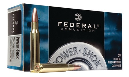FEDERAL AMMUNITION Ammunition .270 WIN 130 GR (270A)