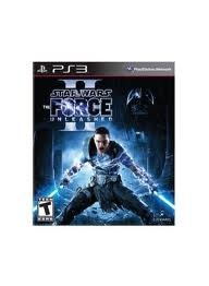 SONY Sony PlayStation 3 STARS WARS THE FORCE UNLEASHED II