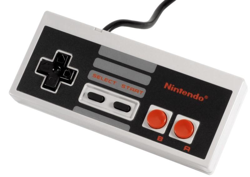 NINTENDO Video Game Accessory NES-004