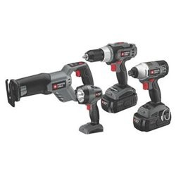 PORTER CABLE Cordless Drill PC1800D