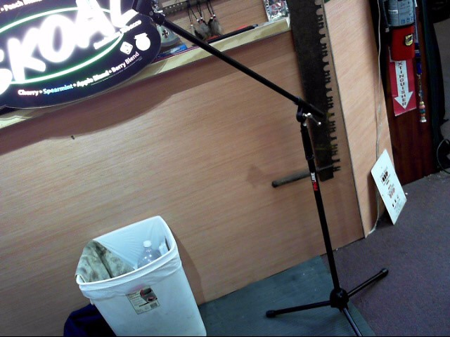 PROLINE PRODUCTS Stand MIC STAND