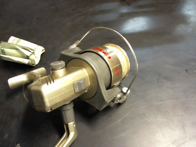 QUANTUM Fishing Reel HT7