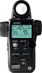 SEKONIC Camera Accessory L-758DR