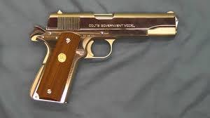 COLT Pistol GOVERNMENT MODEL