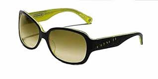 COACH Fashion Accessory SUNGLASSES OLIVE S846