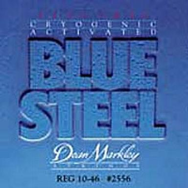 DEAN MARKLEY Musical Instruments Part/Accessory BLUE STEEL REG 10-46 #2556