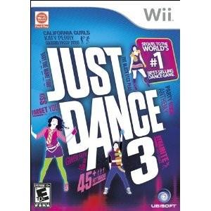 NINTENDO Nintendo Wii Game JUST DANCE 3