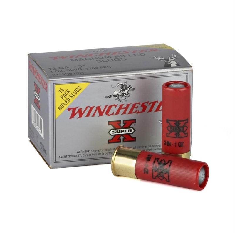 WINCHESTER Ammunition 12GA 3 00BUCK