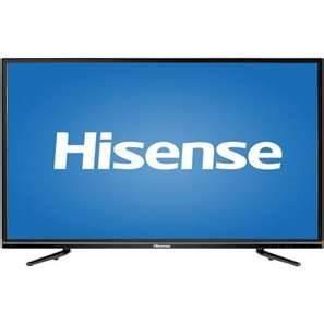 "HISENSE 32H3E 32"" LED TV WITH REMOTE"