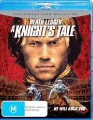 BLU-RAY MOVIE Blu-Ray A KNIGHT'S TALE