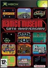 MICROSOFT Microsoft XBOX Game NAMCO MUSEUM 50TH ANNIVERSARY