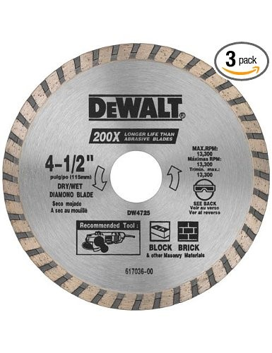 DEWALT Drill Bits/Blades DW4725B3