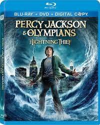 PERCY JACKSON/THE OLYMPIANS DVD