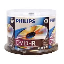 PHILIPS DVD 50 DVD-R