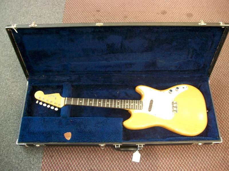 FENDER Electric Guitar MUSIC MASTER 1961