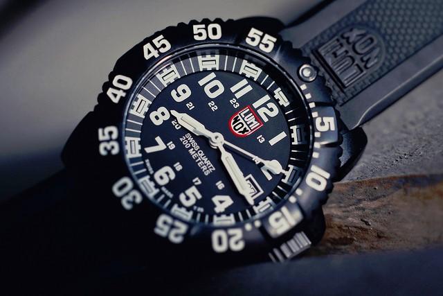 LUMINOX Gent's Wristwatch 3050/3950 WATCH
