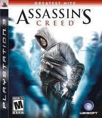 SONY Sony PlayStation 3 Game ASSASSINS CREED GREATEST HITS