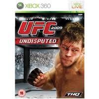 MICROSOFT Microsoft XBOX 360 Game UFC UNDISPUTED 2009