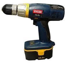 RYOBI Cordless Drill SA1802