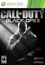 MICROSOFT Microsoft XBOX 360 Game XBOX 360 CALL OF DUTY BLACK OPS II
